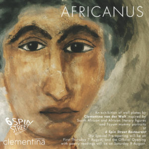 Africanus | Exhibition of wall plates by Clementina
