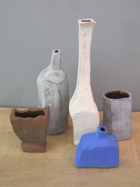 STILL EXHIBITION | HOMAGE TO MORANDI II by CLEMENTINA VAN DER WALT