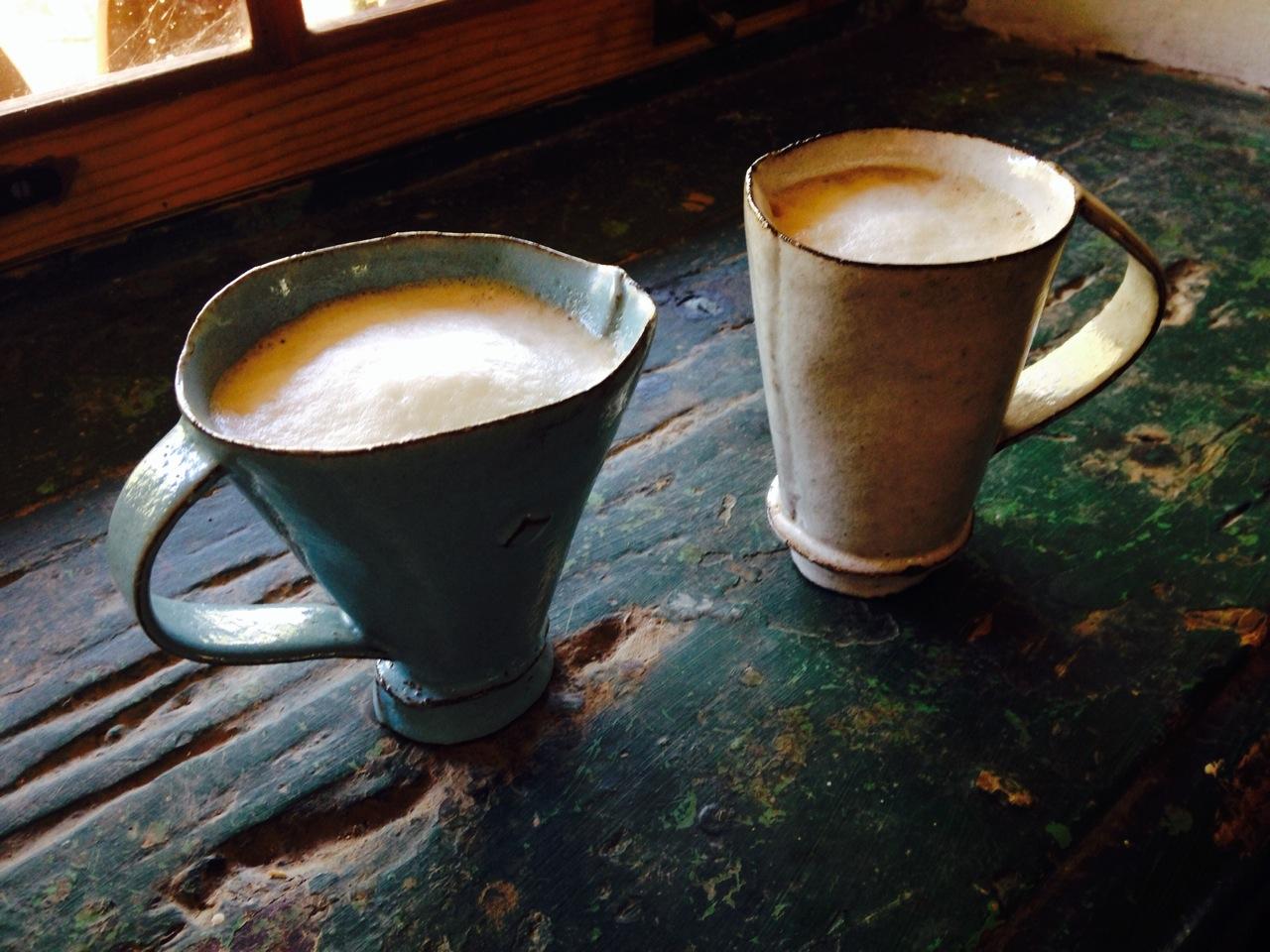 clementina ceramics cappuccinos in calitzdorp