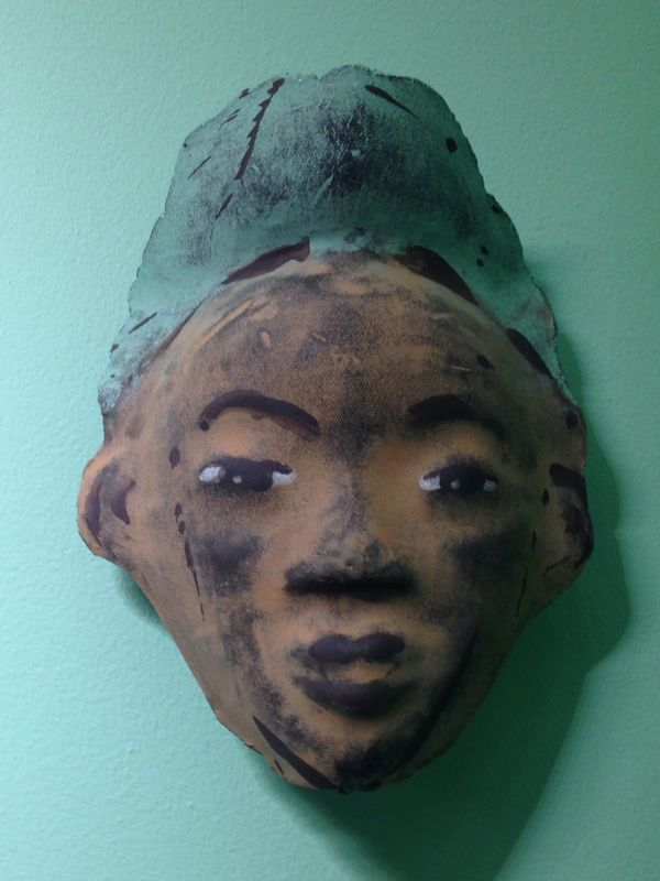 Clementina Ceramic Mask
