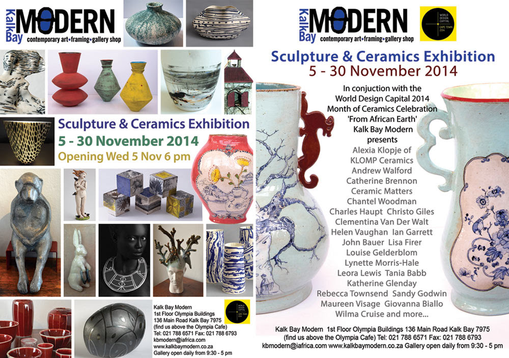 Sculpture & Ceramics Exhibition at Kalk Bay Modern