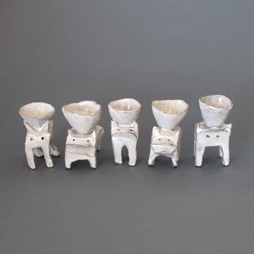 Mini Wite figurines for Conran