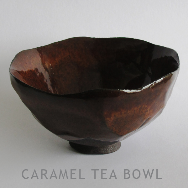 WW CARAMEL TEA BOWL