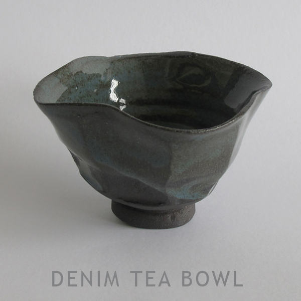 WW DENIM TEA BOWL