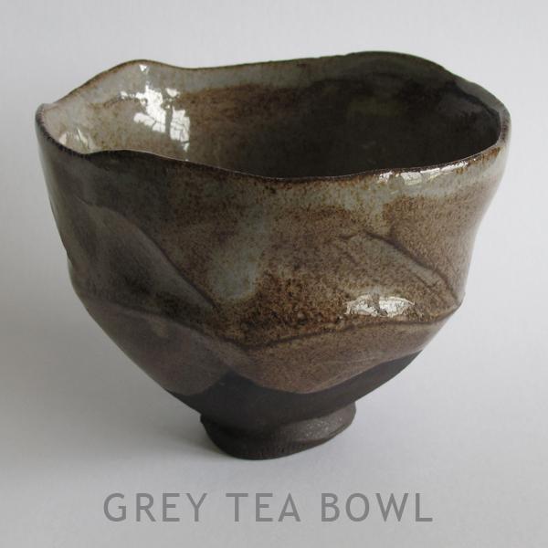 WW GREY TEA BOWL