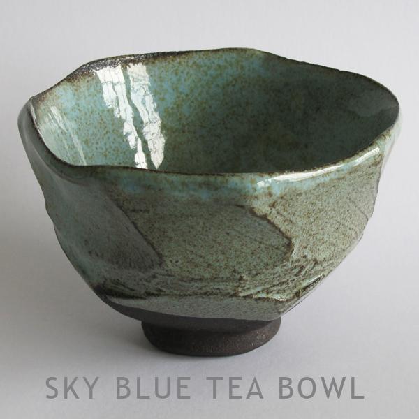 WW SKY BLUE TEA BOWL
